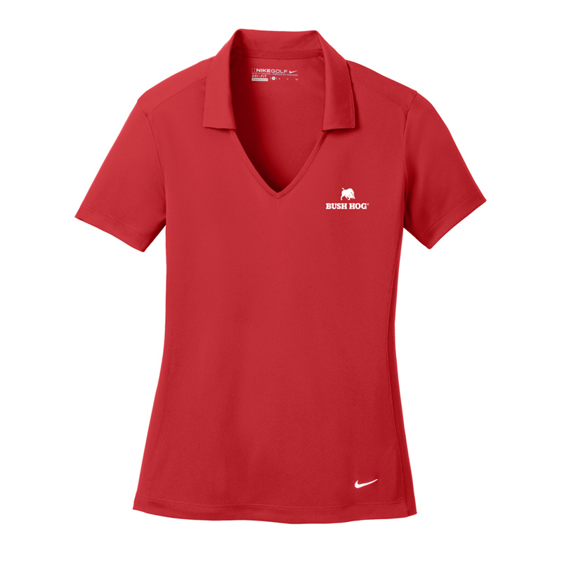 Nike® Golf Ladies Dri-FIT Vertical Mesh Polo