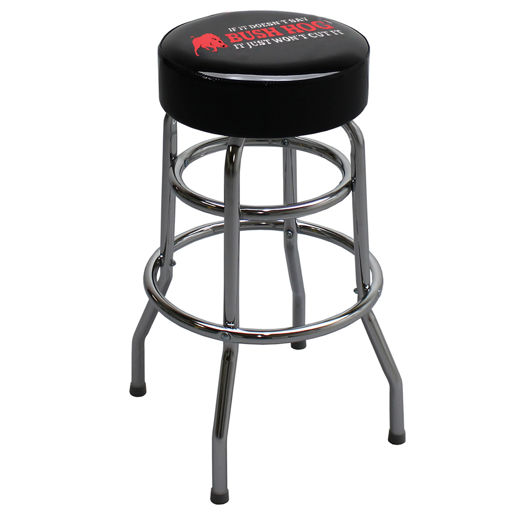 "Double Ring 30"" Tall Barstool"